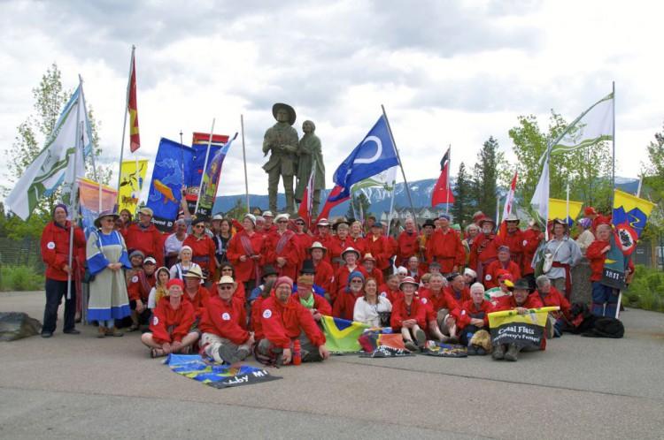 David Thompson Columbia Brigade 2011