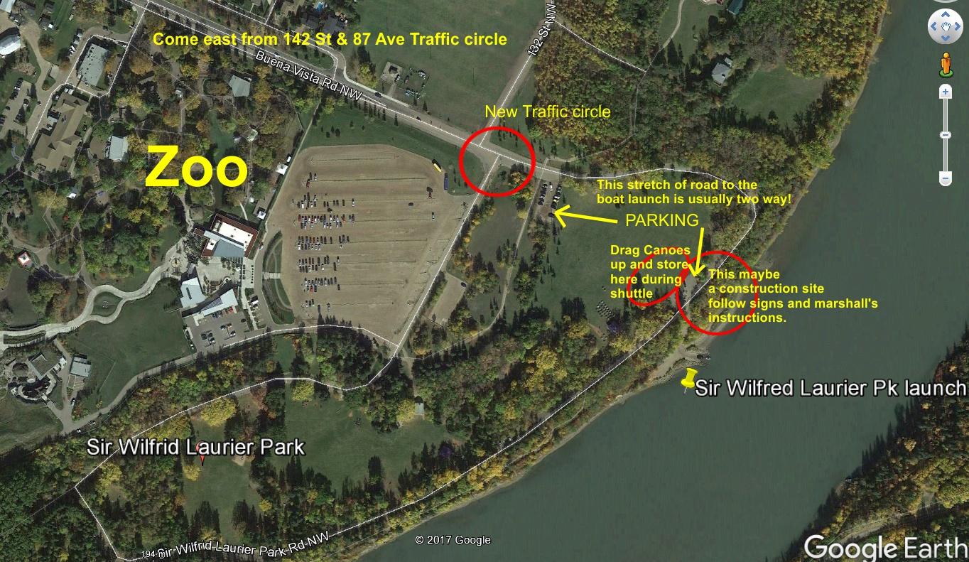 Fort Edmonton Park Map Fort Edmonton Canoe Brigade – Maps & Site Plans | Canadian